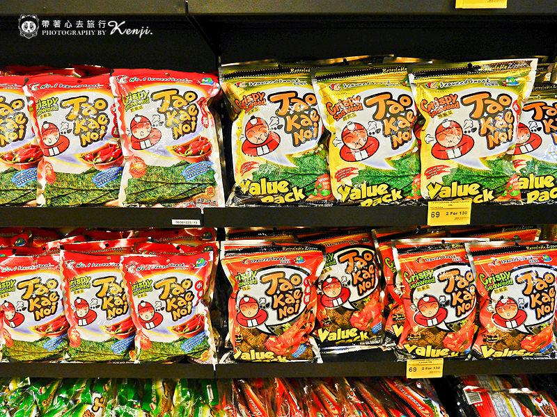 「Tao Kae Noi小老板牌海苔、鹹蛋口味天婦羅脆片」的圖片搜尋結果