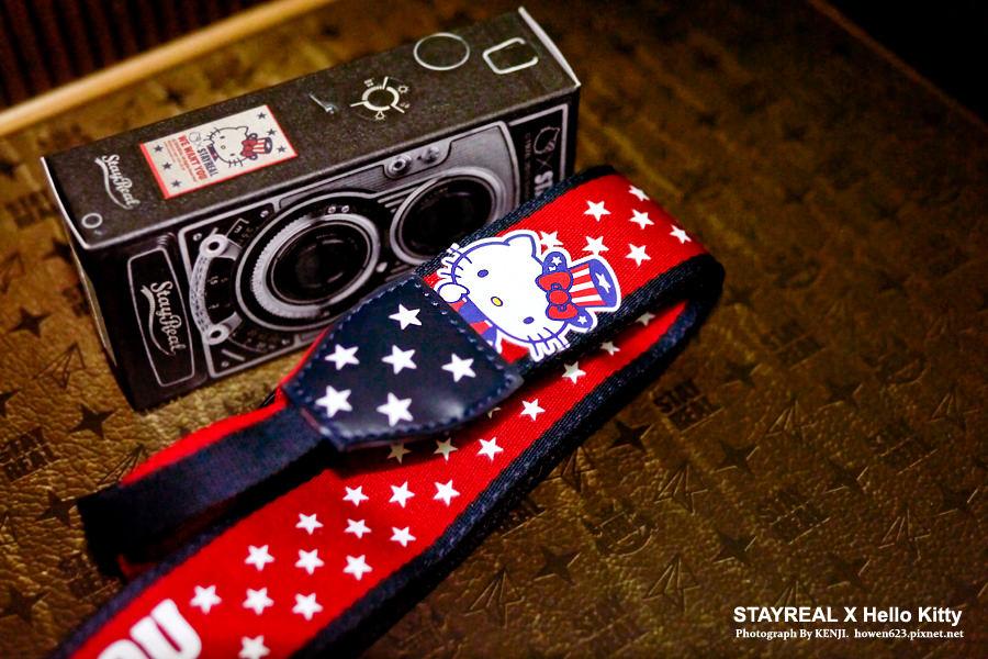 STAYREAL-Hello Kitty美國夢相機背帶-3.jpg